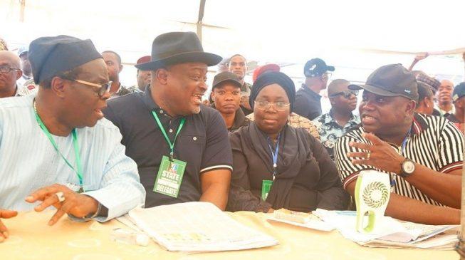 Lagos APC kicks as NWC annuls congress