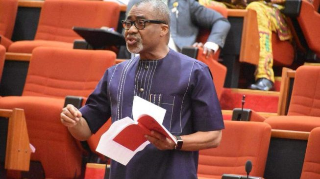 Abaribe's lawyer: My client was arrested for his opposing views