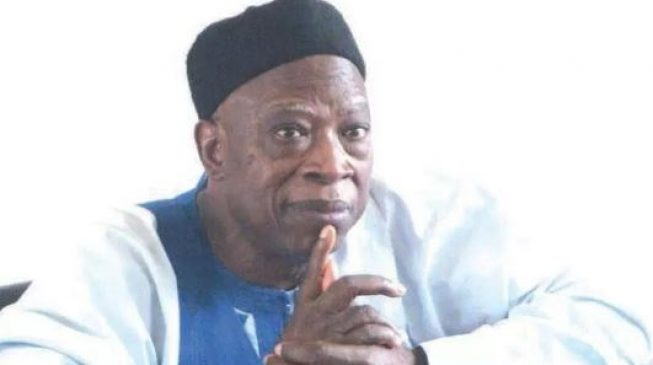Senator Adamu: Saraki has stepped on banana peel, only God knows how far he'll spill
