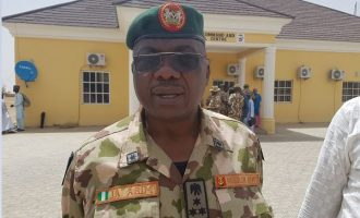 'That's the price to pay' — DHQ defends poor welfare of soldiers fighting Boko Haram