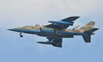 Air strikes 'kill' Boko Haram insurgents in Borno