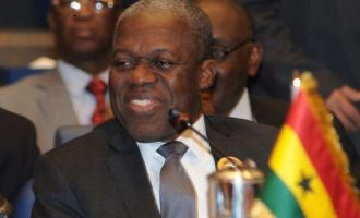 Former Ghana VP dies after collapsing during workout session