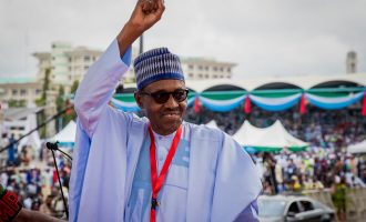Collation of votes ongoing, Buhari returns… APC convention enters day two