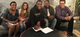 Burna Boy inks licensing deal with Universal Music