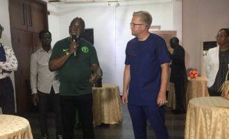 Sports enthusiast chronicles Nigeria's football history