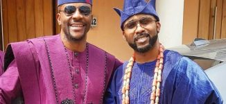 Ebuka Obi-Uchendu is Nigeria's best dressed man, says Banky W