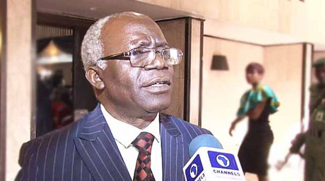Falana: Media has been fighting corruption — even before EFCC, ICPC were established