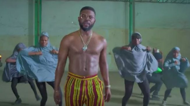 MURIC gives Falz 7-day ultimatum to withdraw 'This is Nigeria' video