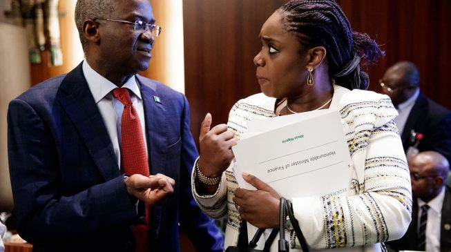 'Confirm before paying contractors' — Adeosun cracks down on fake tax clearance