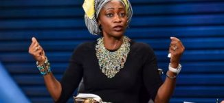 Hafsat Abiola: I didn't attack critics of Buhari's government