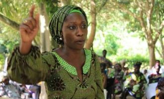 Hafsat Abiola: My father practised inauguration speech in front of a mirror