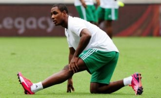 Ighalo: If I don't score goals at World Cup, others will
