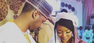 PHOTOS: The wedding fathia of Hauwa Indimi and Mohammed Yar'adua