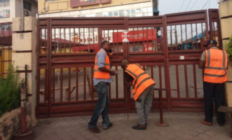 Lagos shuts five bank branches for illegal building use