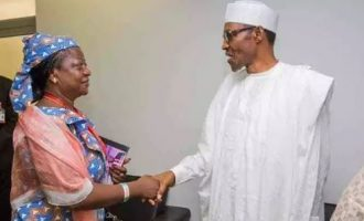 CAN asks Buhari to caution Lauretta Onochie over 'vulgar' tweet