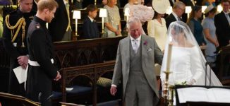 I was jealous of Prince Charles, Meghan's father speaks on missing daughter's wedding