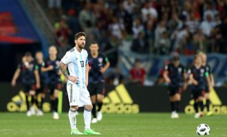 World Cup round-up: France advance, Messi's mystery continues
