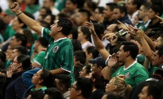 FIFA sanctions Mexico over fans' homophobic chants at World Cup