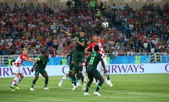'There is nothing Super about this Eagles' …Twitter reactions to Nigeria's defeat to Croatia