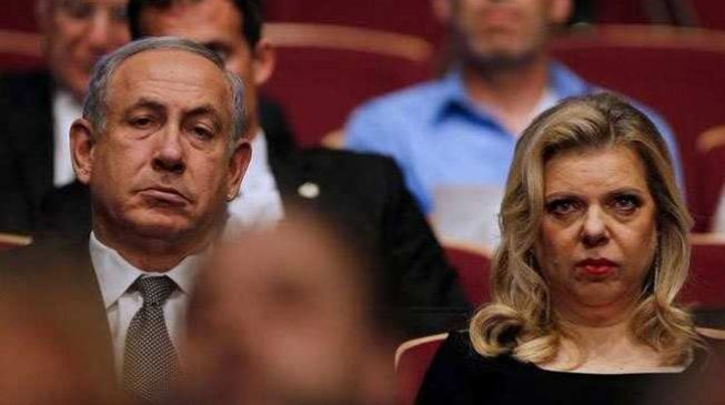 Wife of Israeli prime minister charged with fraud