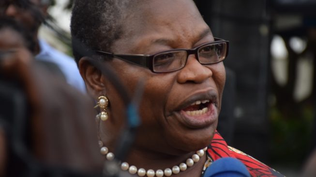 Ezekwesili: Buhari enjoys the trappings of being president — not the hard work that comes with it