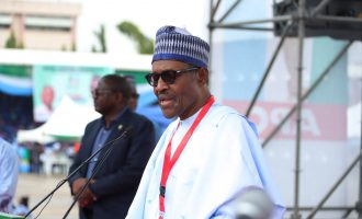 God will continue to fish out bad eggs, says Buhari on defections
