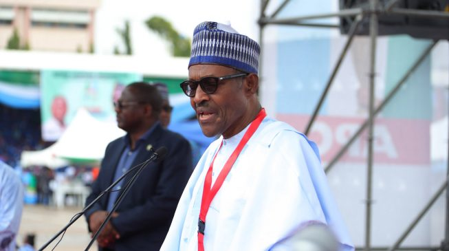 Buhari, rule of law, national interest and security