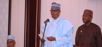 Buhari reinstates three suspended permanent secretaries