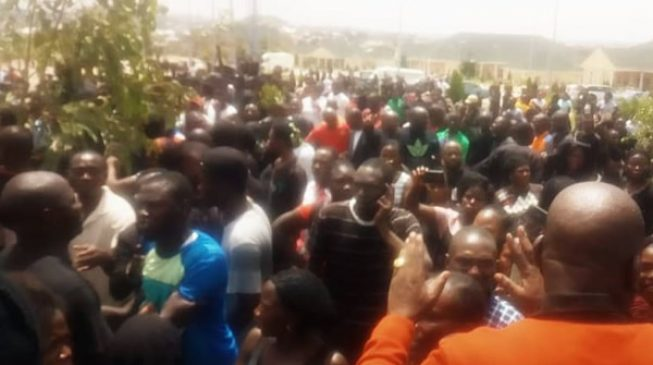 Police invite CAN officials who led protest to Plateau govt house