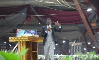 When four youth pastors took over Adeboye's pulpit