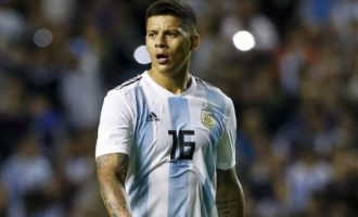 World Cup: Marcos Rojo talks Nigeria-Argentina clash