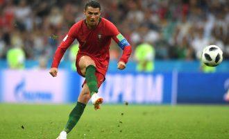 Cristiano Ronaldo hattrick rescues Portugal against Spain