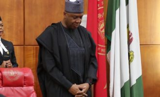 APC chieftain tags Saraki 'double agent'