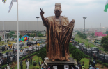 VIDEO: The unveiling of MKO Abiola statue in Lagos