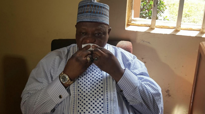 EXTRA: 'Please, show mercy' – how Dariye begged EFCC counsel in court