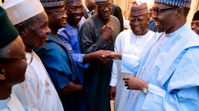 Buhari asks APC governors to approach convention with unity