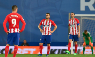 UEFA punish Atlético Madrid for fans' behaviour
