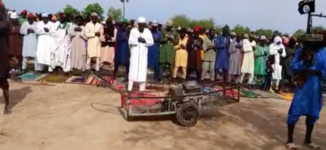 Boko Haram fighters celebrate Sallah in Sambisa, say infidels are in trouble