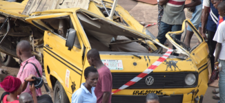 'I sold food to the driver minutes before he died' — Ojuelegba vendor speaks on accident