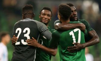 Mikel: Our youthfulness, energy will help us against Croatia