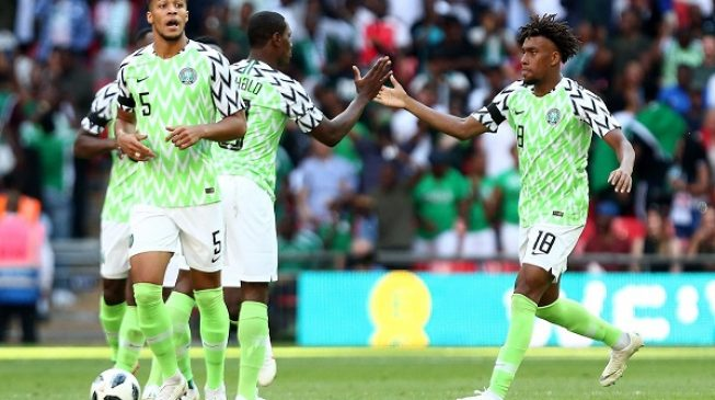 After winless friendlies, Nigeria drop in latest FIFA rankings