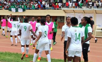 Falcons inch closer to AWCON qualification with win over Gambia