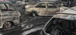 Lagos tanker explosion: Eight families show up for DNA test