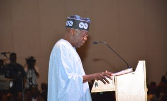 Tinubu: PDP planned a lifetime of greedy enrichment