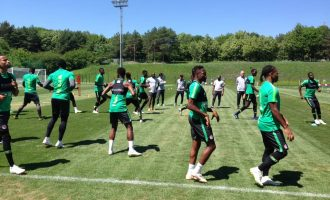 World Cup: Croatia only better than Nigeria on paper, says Rohr