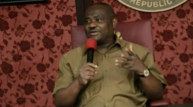 Nobody died in Rivers council poll because APC didn't participate, says Wike