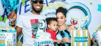 Police invite D'banj, wife to explain death of son
