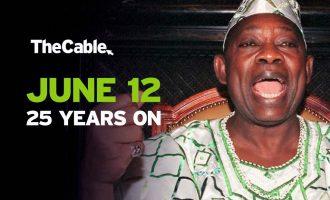 Frank Kokori: Buhari the least expected president to honour Abiola