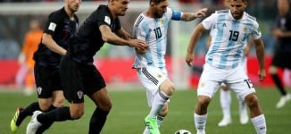 Argentina v Nigeria: I cannot give up my World Cup dream, says Messi