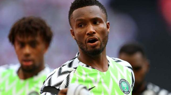 Rohr says Mikel will miss AFCON qualifier